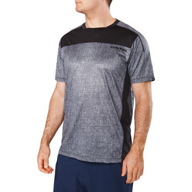 Dakine Charger Lyhythihainen Jersey Miehet, carbon/black